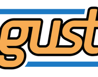 Logo design for Gust Watersports