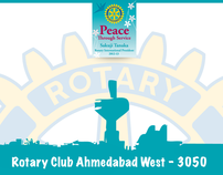 Presentation - Rotary Club Ahmedabad West - 3050