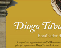 Panels for exhibition about Diogo Tavares Ataíde work