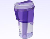 Plastic Bottles, Containers & Pitcher  // Gluman