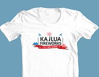 Kailua Fireworks Logo
