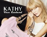 KATHY VAN ZEELAND ADV CAMPAIGN SS 2009-2010