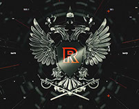 """ROSOBORONEXPORT """"Logo Reveal"""""""