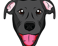 Magnolia Studio Dog