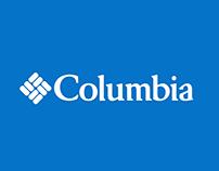 Columbia Montrail 2017 Print Campaign