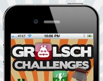 Grolsch Challenges