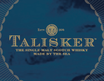 LEAFLET FOR TALISKER DIAGEO