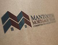 Mantooth Mortgage Team logo design