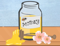 How Bees Make Honey