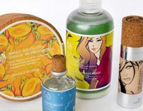 """Verdant"" Body Shop series"