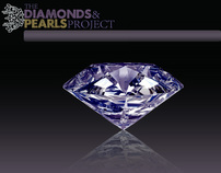 Mock Up: Diamonds & Pearls Project Website