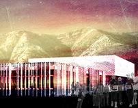 Sports centre in Kotor, Montenegro