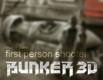 Bunker 3D, mobile first person shooter game (2006)