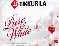 Pure White - Tikkurila