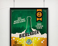 Cartazes / Posters Bierlager
