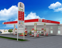 Coke and Sinopec Co Branding innovation