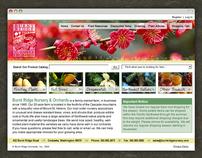 Burnt Ridge Nursery Website