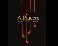 A Piacere Quartet de Cordes