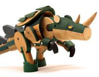 Omnio Buzu - The Bamboo toys project
