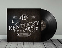Kentucky Evening Album Design