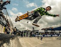 """El Bollo"" Skate Contest"