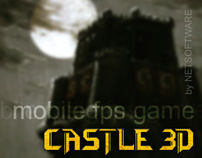 Castle 3D, is a j2me first person shooter game (2008)