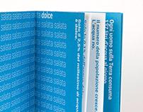 90 litri di pagine d'acqua