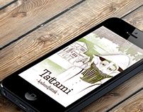 Tattami mobile app