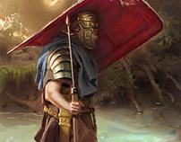 045 - Rome legionary