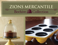 Zions Mercantile Print Ad 2010
