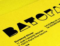 Visual identity Batofar