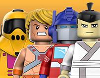 Lego Minifigures: Series 3