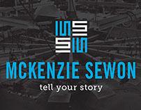 McKenzie SewOn | Rebrand