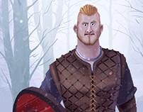 Björn Ragnarsson - Vikings
