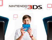 Nintendo 3DS - UZ Games ( Unpublished Work )