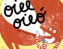 "book illustration/""Oieé, oieó"""