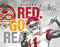Red. Gold. Ready. - 2019 Kansas City Chiefs Promo