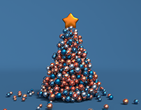 A Chrismas Tree Animation