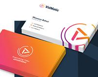 VidMatic || Branding & Website