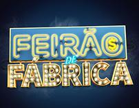 Selo Feirão De Fábrica - Planeta Palmas