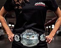 Joanna Jedrzejczyk T-shirt