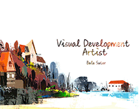 Visual Development portfolio