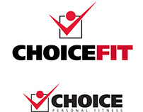 Logos and Branding—Choice Personal Fitness/Up In Smoke