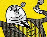 Illustrations for VS.HU