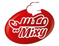 Mixy Logo | SBCO
