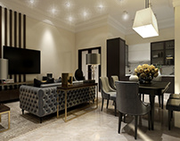 """Flat in """"Club House"""" residential complex"""