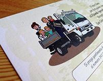 Illustrazione - Biglietto di Nozze