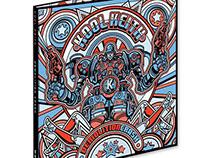 "Kool Keith ""Demolition Crash"" Vinyl LP set"