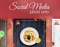 Social Media /Pizza Uno