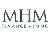 MHM Finance - Création graphique A4